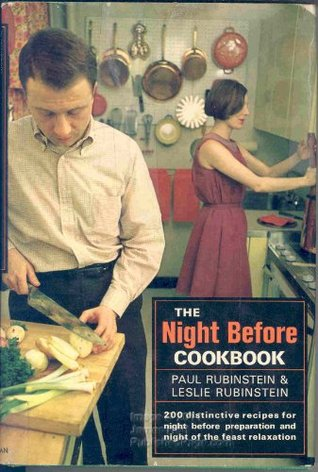 The night before cookbook  by  Paul Rubinstein