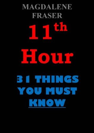 James Pattersons 11th Hour (Murder Club): 31 Things You Must Know Magdalene Fraser