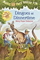 Dingoes at Dinnertime (Magic Tree House #20)