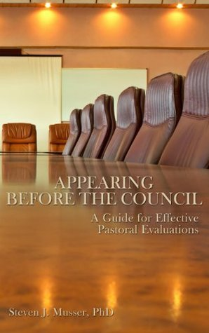 Appearing Before The Council Steven Musser
