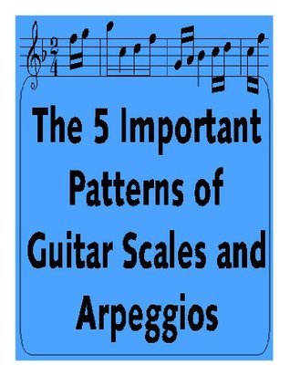 The 5 Important Patterns of Guitar Scales and Arpeggios Buddy Southisone