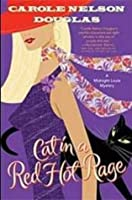 Cat in a Red Hot Rage (Midnight Louie Mystery, Book 19)