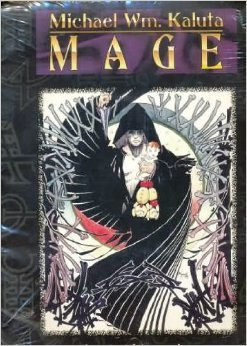 Michael Kaluta: Mage  by  Michael Wm. Kaluta