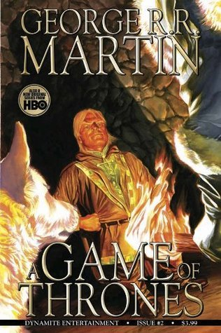 A Game of Thrones #2 Alex Ross First Printing Cover George R.R. Martin