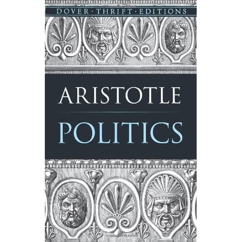 Aristotle: Politics Summary