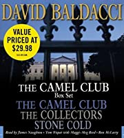 The Camel Club Audio Box Set: The Camel Club / The Collectors / Stone Cold (Camel Club, #1, #2, #3)
