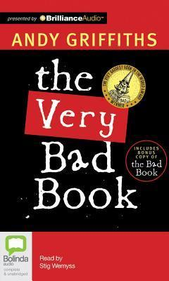 Very Bad Book, The  by  Andy Griffiths