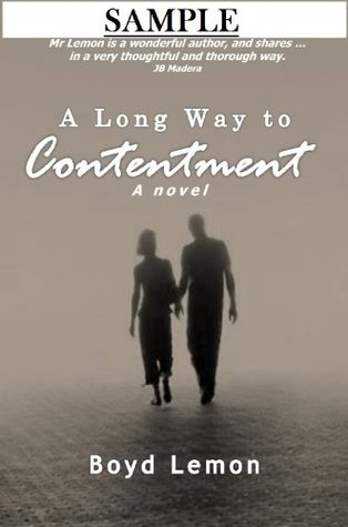 (Sample) A Long Way To Contentment  by  Boyd Lemon