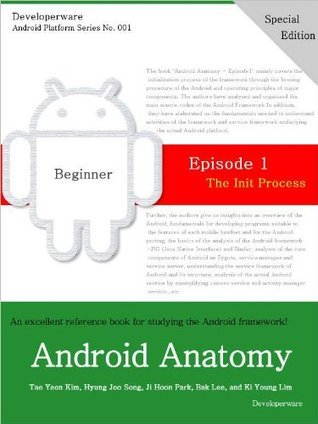 Android Anatomy - Episode1 - The Init Process Taeyeon Edward Kim