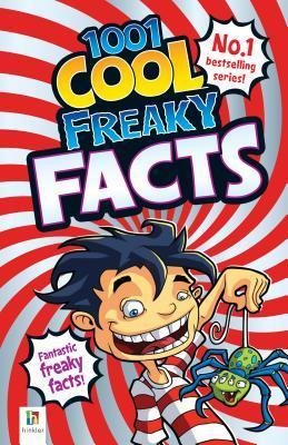 1001 Cool Freaky Facts  by  Nick Bryant