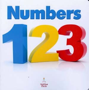 Numbers  by  Flowerpot Press