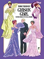 Gibson Girl-Paper Dolls  by  Tom Tierney