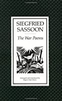War Poems of Siegfried Sassoon, The