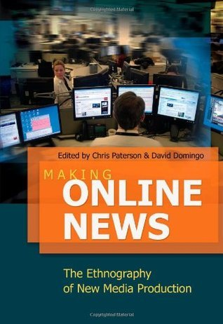 Making Online News  by  Chris Paterson