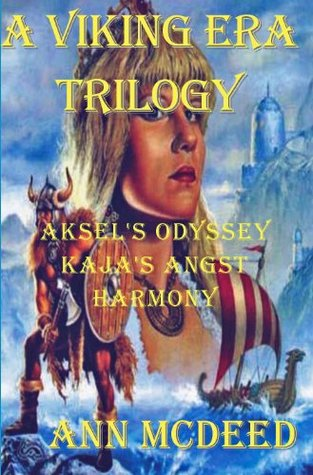 A Viking Trilogy  by  Ann McDeed