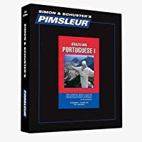Pimsleur Portuguese (Brazilian) Level 1 CD: Learn to Speak and Understand Brazilian Portuguese with Pimsleur Language Programs