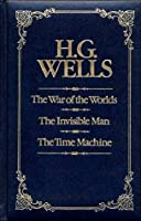 The War of the Worlds/The Invisible Man/The Time Machine