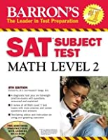 Barron's SAT Subject Test Math Level 2 with CD-ROM (Barron's SAT Subject Test Math Level 2 (W/CD))