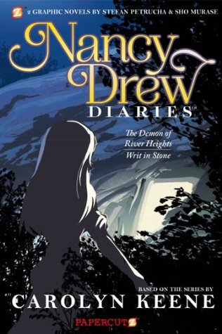 Nancy Drew Diaries #1 Stefan Petrucha