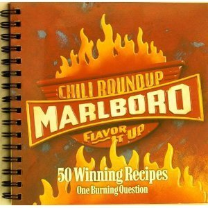 Marlboro Chili Roundup Flavor It Up, 50 Winning Recipes Roundup Contest Winners