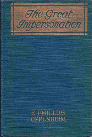 The Ghosts of Society  by  E. Phillips Oppenheim