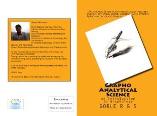 Grapho - Analytical Science  by  Gorle R.G.S.