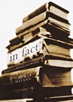 In Fact: Essays on Writers and Writing (Age of Unreason)
