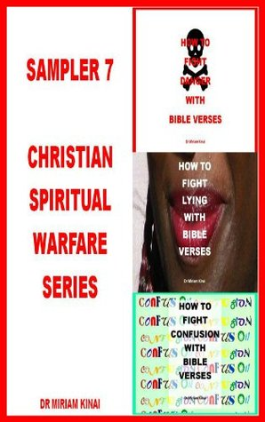 Sampler 7 Christian Spiritual Warfare Series Miriam Kinai