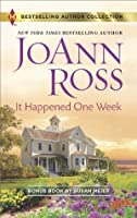 It Happened One Week (Harlequin Bestselling Author)