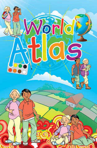 World Atlas For Children  by  Collins Publishers