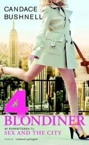 4 Blondiner  by  Candace Bushnell