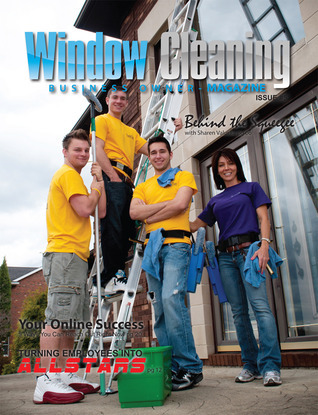 Window Cleaning Business Owner Magazine Christopher Lambrinides