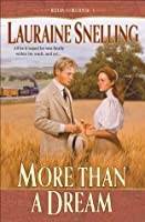 More Than a Dream (Return to Red River, #3)