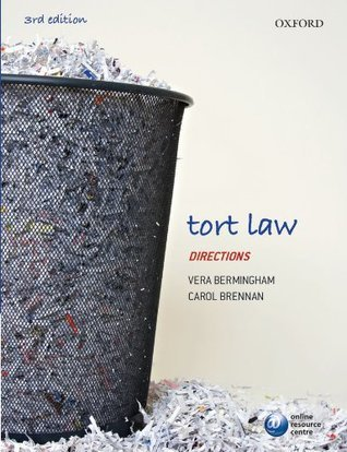 Tort Law Directions (Directions Series)  by  Vera Bermingham