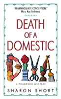 Death of a Domestic Diva: A Toadfern Mystery
