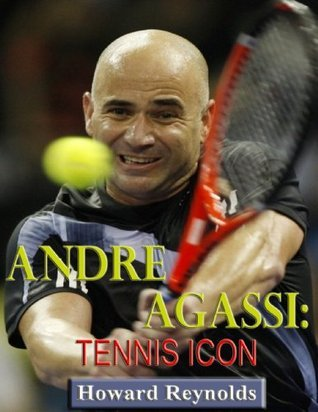Andre Agassi-Tennis Icon  by  Howard Reynolds