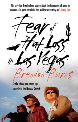 Fear of Hat Loss in Las Vegas. Brendon Burns  by  Brendon Burns