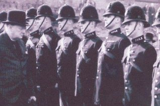 Birmingham City Police (1939-1945)  by  Michael James Talbot
