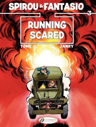 Spirou (english version) - volume 3 - Running Scared  by  Tome