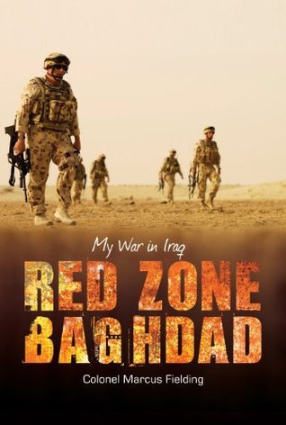 Red Zone Baghdad Marcus Fielding