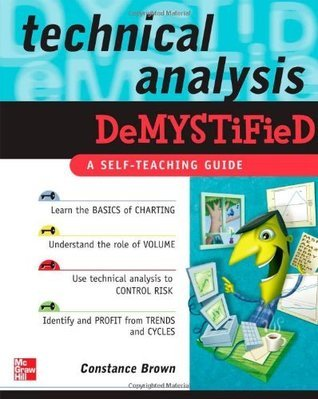 Technical Analysis Demystified: A Self-Teaching Guide Constance Brown