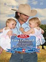 The Texas Ranger's Twins (Men Made in America #51)