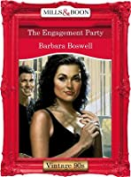 The Engagement Party (Mills & Boon Vintage Desire)