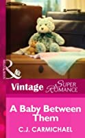 A Baby Between Them (Mills & Boon Vintage Superromance) (Return to Summer Island - Book 1)