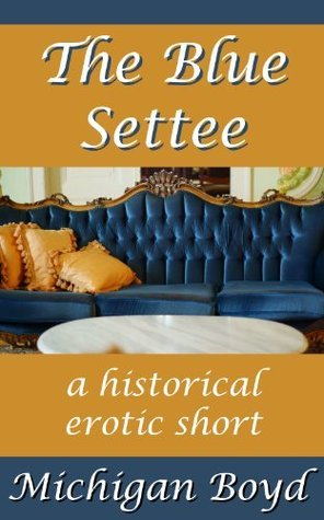 The Blue Settee  by  Michigan Boyd