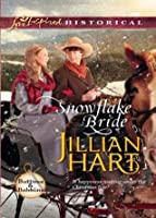Snowflake Bride (Mills & Boon Love Inspired Historical) (Buttons and Bobbins - Book 4)