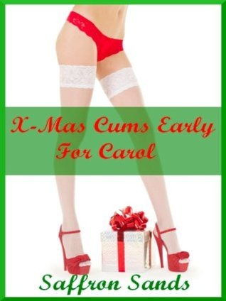 X~Mas Cums Early For Carol Saffron Sands