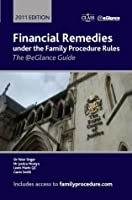 Financial Remedies under the Family Procedure Rules (@eGlance)