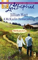 A McKaslin Homecoming (Mills & Boon Love Inspired) (The McKaslin Clan - Book 9)