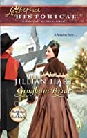 Gingham Bride (Mills & Boon Historical) (Buttons and Bobbins - Book 1)